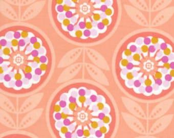 1 Yard Peach Lollies by Erin McMorris