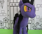 Cursed Pony inspired by My Little Pony and the card game Dominion