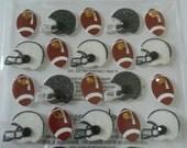 FOOTBALL MINIS Jolee's Boutique Scrapbooking Supplies stickers- Helmets, Team, Uniform
