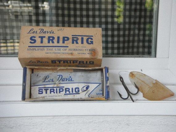 Les Davis Strip Rig for Fishing