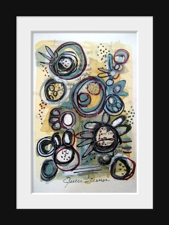 Original Abstract Painting Series