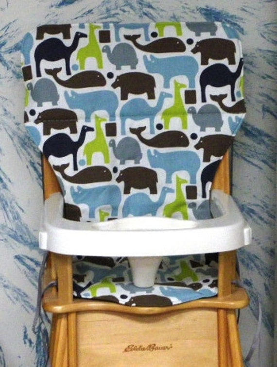 Jenny Lind Eddie Bauer Replacement High Chair Padcover