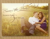 Custom Photo Save the Date - Revisions
