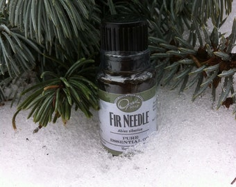 Fir Needle Essential Oil, Abies siberica, FREE SHIPPING
