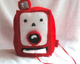 Polaroid Camera and Photo Plush