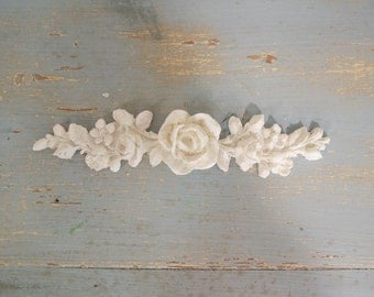 Painted Cottage Do it Yourself Rose Applique VF282