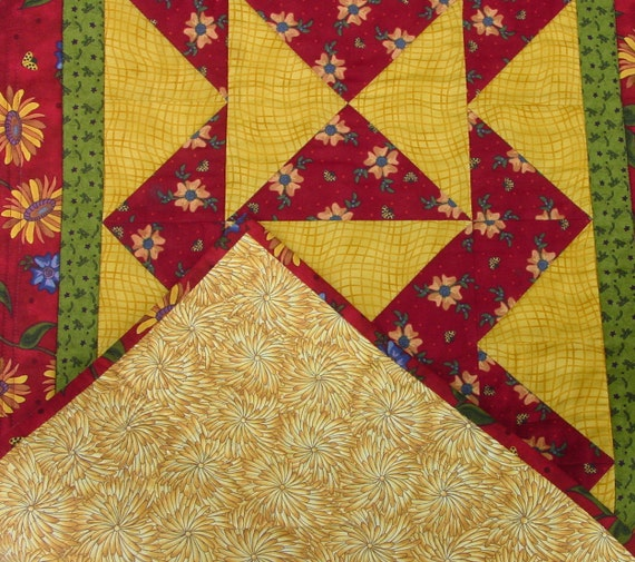Basket Weave Table Runner Pattern : Woven puzzle runner kit and pattern pieced quilted