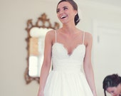 RESERVED for daniellagreenwood - Custom Made Wedding Gown
