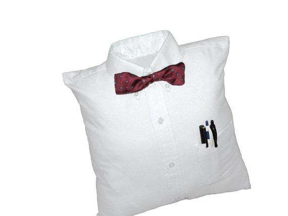 Stuffed Shirt Pillow