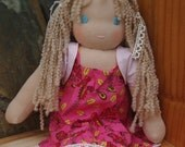 17inch, Waldorf Steiner Soft Doll