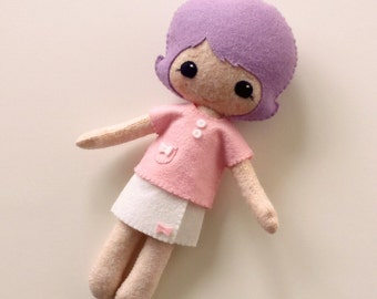 Outfit - Wrap Skirt and Top pdf Pattern for Best Friends Dolls - Instant  Download