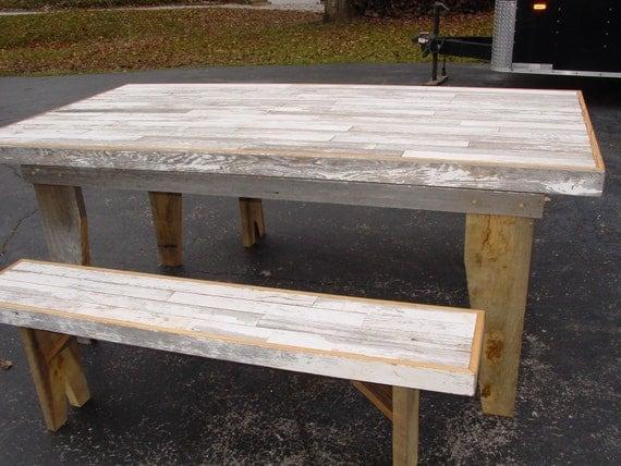 like this item - Barnwood Kitchen Table