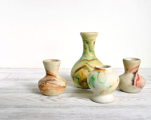 Vintage Nemadji Pottery Collection