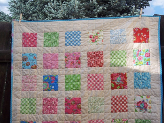 WEEKLY DEAL - Gypsy Girl Lap Quilt
