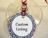 Custom Listing for Tory Johnson