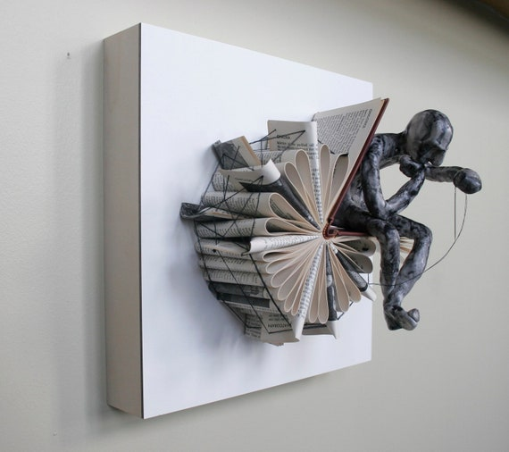 Thinker with Needle (Original Sculpture)
