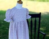 Calico Summer Dress