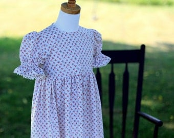 Calico Summer Dress