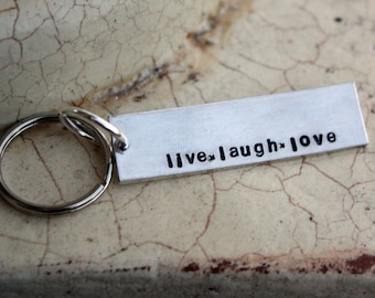 Key chain, Live...Laugh...Love