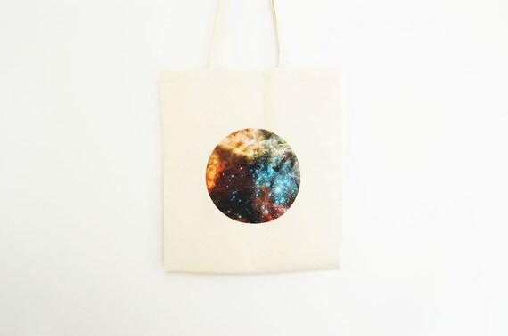Space Spot Tote Bag