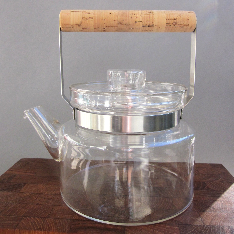 Boda Nova Glass Teapot Signe Persson Melin