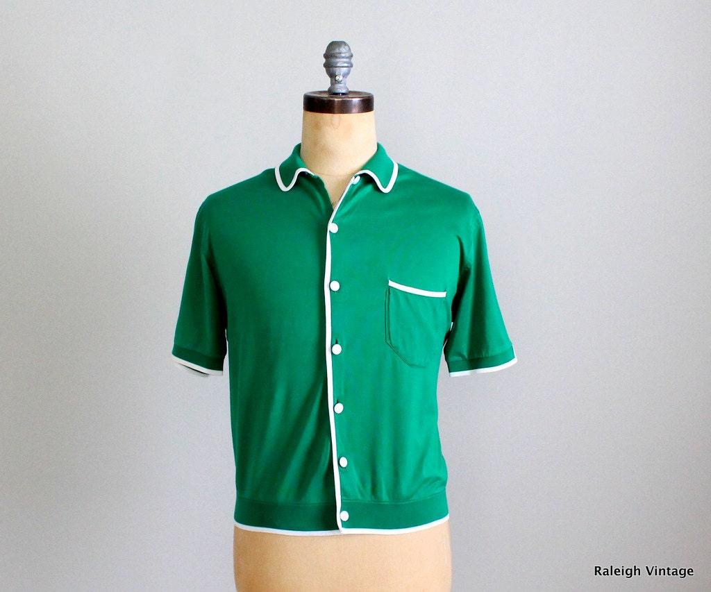 Reserved vintage 1960s mens shirt 60s mod by raleighvintage