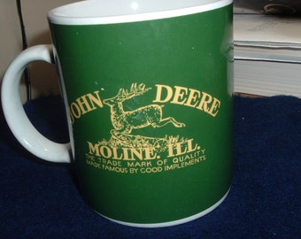 John Deere Moline, ILL Collectible Cup