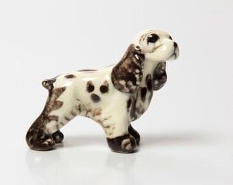 Hagen Renaker Miniature Cocker Spaniel - TEST COLOR - Rare