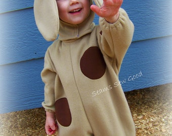Dog Costume for Toddler/Child