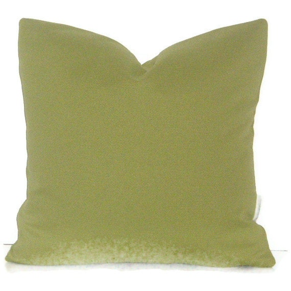 20 By 20 Decorative Pillow Covers : Decorative Pillow Cover 20 X 20 Green Throw