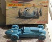 1949 Merit Lago Talbot 1/24 scale Superkit model