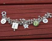 Beautiful Silver Dream Charm Bracelet