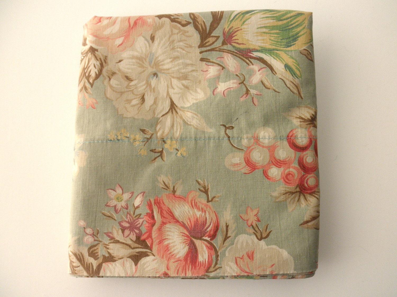 Shabby Chic Ralph Lauren Standard PILLOWCASE Floral