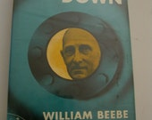 Vintage Book, 1967, Half Mile Down by William Beebe,  Oceanic Research
