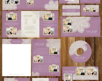 Boutique Marketing Package - Doily - Photography