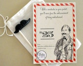 Mustache on a Stick - Gift Certificate