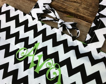 Personalized Tote Bag - over 200 fabric choices