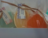 Mix and Match Handmade Soaps : Sets of 3 Bars, 4 oz each