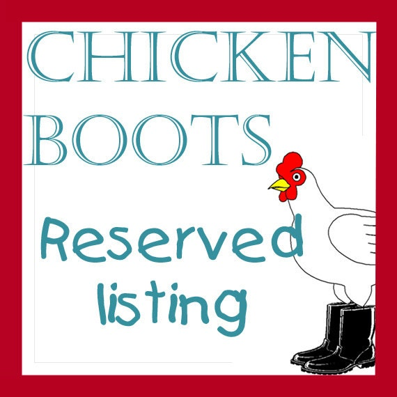 Reserve Listing for Tammy Johnson
