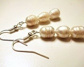 Freshwaterr Pearl dangle Earrings