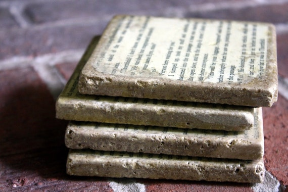 Jane Eyre Coasters