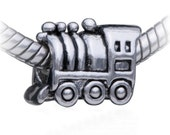 Choo Choo Train Charm fits European Bracelets