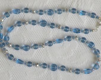 Sapphire Italian Tribute Necklace