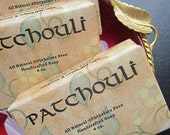 Patchouli Scented - Handmade Soap