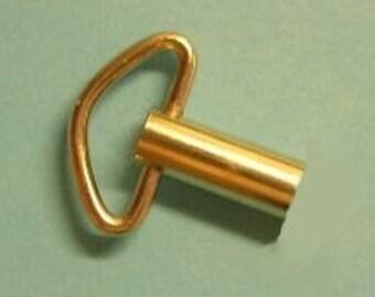 Music Box Winding Key