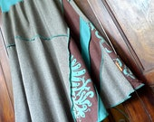 Boho Skirt  for women - reserved for Lisa