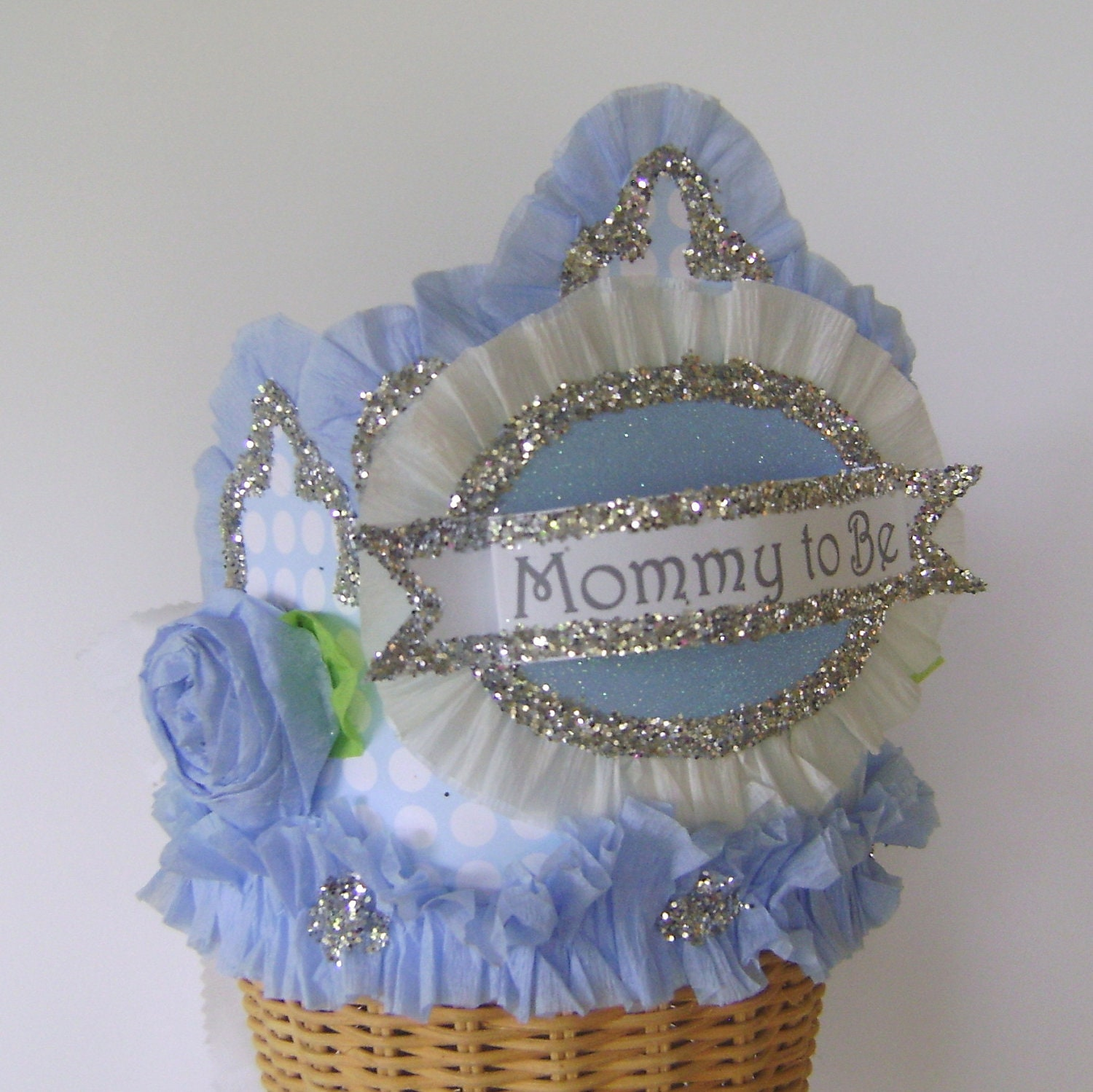 baby shower crown baby shower hat mommy to be hat mommy to