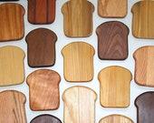 slice of bread board