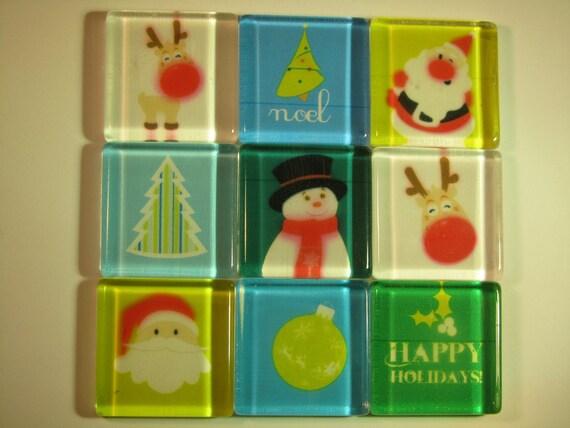 Items similar to christmas decorations refrigerator