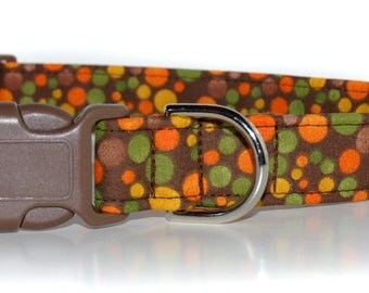 Fall Fair,,,,,,,Custom Dog Collar